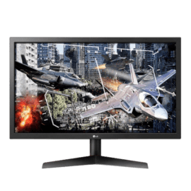 MONITOR LED 24 GAMER LG 24GL600F-B IMS 144HZ FULL HD